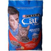 Cat Chow Carne X 15 Kg