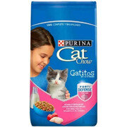 Cat Chow Gatitos X 500 Gr