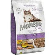 Monello Premium Cat Castrados X 1 Kg