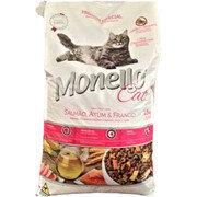 Monello Premium Cat Salmón Atún Pollo X 15 Kg
