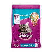 Whiskas Pescado X 1.5 Kg