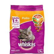 Whiskas Pollo X 1.5 Kg