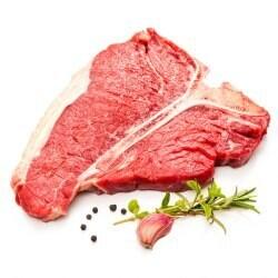 T-Bone steak - Res x 1 Libra