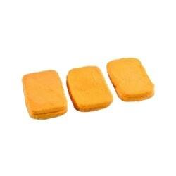 Lomitos de mojarra apanados X 1 Libra Aprox