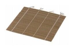 Esterilla de bambu