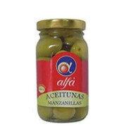 Aceituna Manzanilla Alfa 1 UND X 250 Gr
