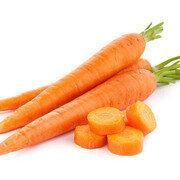 Zanahoria Mediana x 1 Libra UND