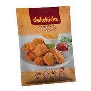 Nuggets De Pollo Apanado 360 G X 18 Und-Pollo