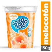 Yogo Vaso Melocoton 1 UND X 250 Gr
