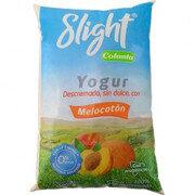 Yogur Slight Melocoton Colanta Bolsa X 1 Lt