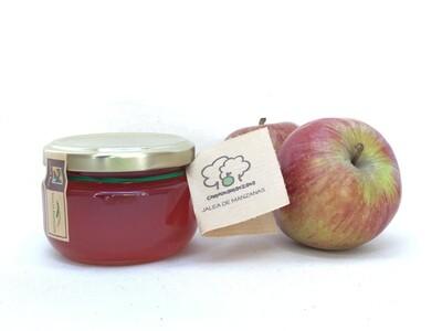 Jalea artesanal de manzanas ecológicas