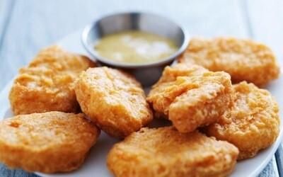 15.gebakken Kipnuggets