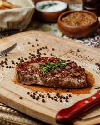 31.Biefstuk Met Zwarte Peper
