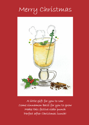 Christmas with Love - Mulled Cider