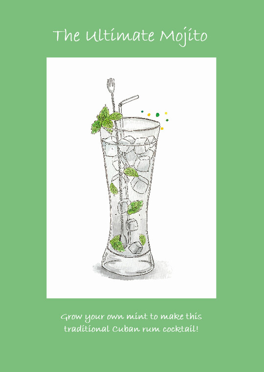 Cocktails With Love - Ultimate Mojito