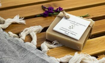 Lavender and Thyme Soap -100g