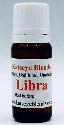Libra Essential Oil Blend x 5 ml with Sandalwood & Rose Absolute - undiluted