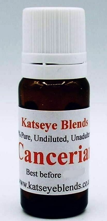 Cancerian Essential Oil Blend x 5ml with Patchouli & Frankincense
