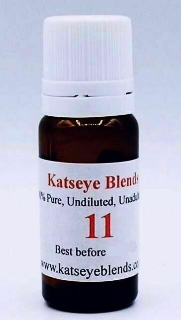 Blend 11 - Cold & Flu Essential Oil Blend x 5ml 100% Pure & Natural