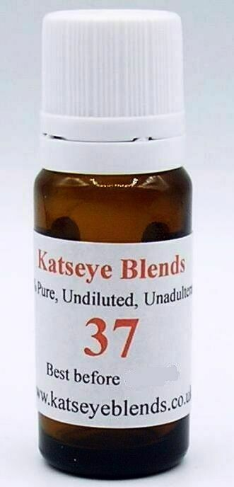 Blend 37 - For Greasy & Blemished Skin Essential Oil Blend x 5ml 100% Pure & Undiluted