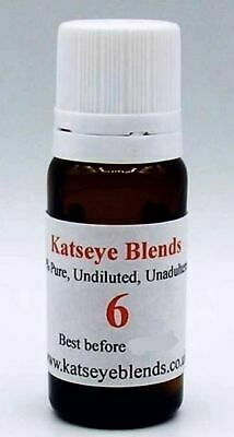 Blend 6 Sensual & Hormonal Balancing Essential oil blend x 5ml 100% Pure & Undiluted