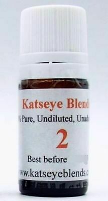 Blend 2 - Expectorant Essential oil Blend x 5ml 100% Pure & Undiluted