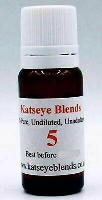 Blend 5 Essential Oil Blend x 5 ml Antifungal 100% Pure & Undiluted