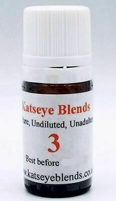 Blend 3 - Hayfever, Allergic Rhinitis, Essential Oil Blend x 5ml 100% Pure & Undiluted