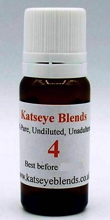 Blend4-Anti-inflammatory Essential Oil Blend x 5ml 100% Pure & Natural