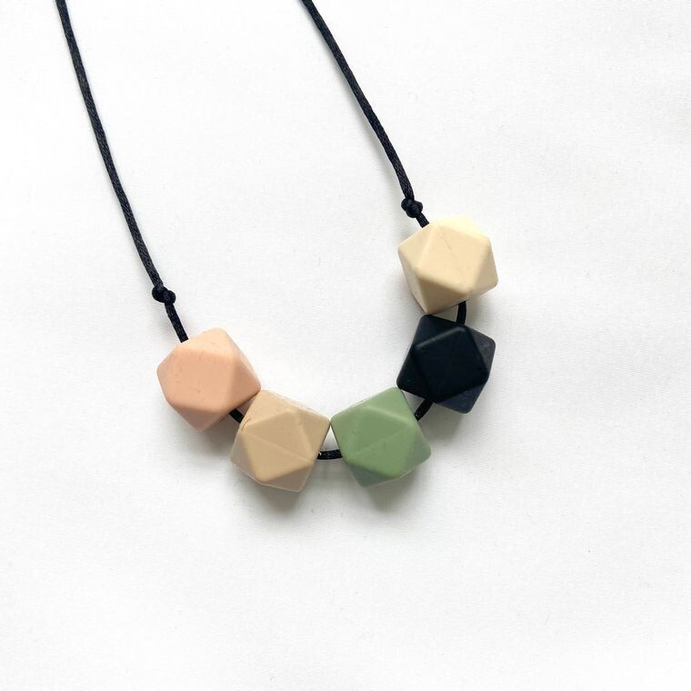 Calm Silicone Teething Necklace