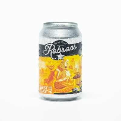 East Coast Ale 4.0% 330ml Cans