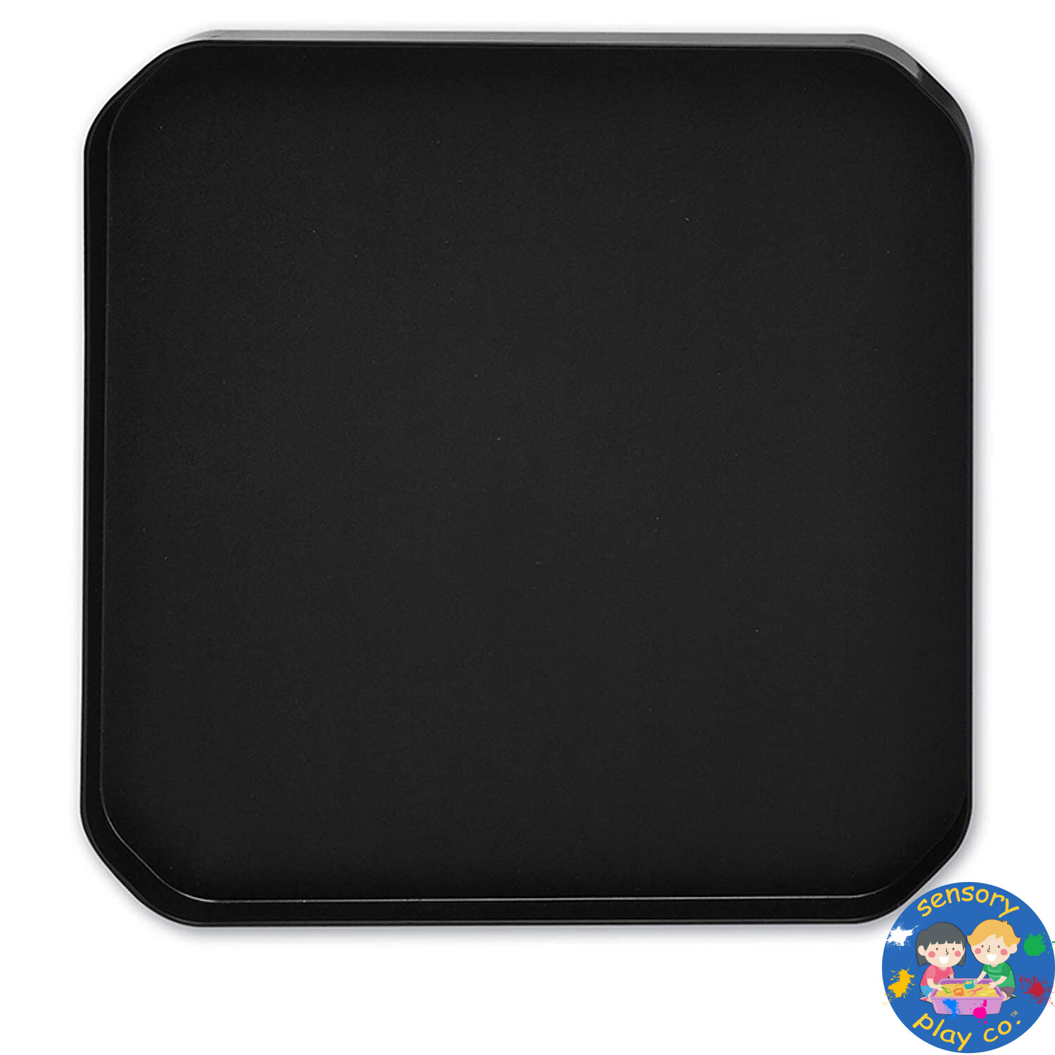 Fun2 Play Educational Tuff Tray - Infinite Black
