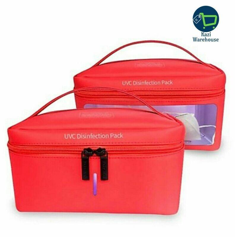 UV steriliser disinfectant  bag