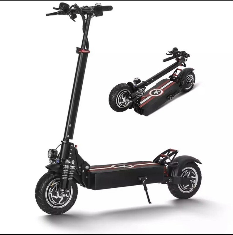 ELECTRIC SCOOTER 1000W DUAL MOTOR 52v 2000w  LED LIGHTS AND ALARM BRAND NEW  MULT FUNCTION HEAVY DUTY  ENERGY EFFICIENT MODERN TECHNOLOGY. CE Certified.