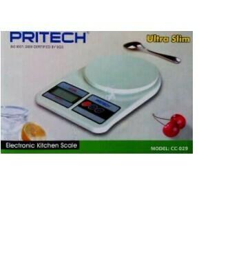 Balanza para cocina-Pritech