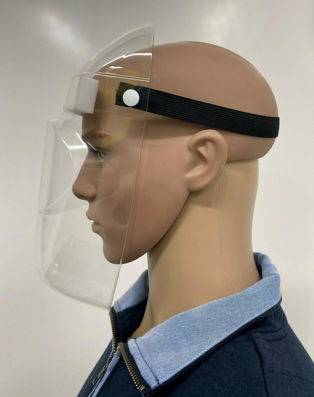 10 Salutem Shields without headband sticker