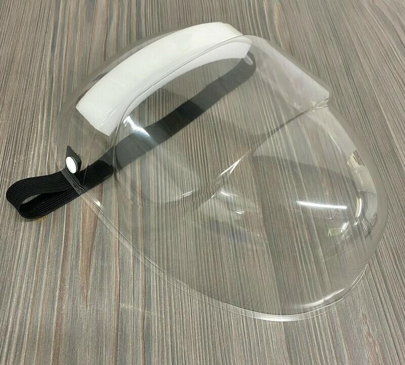40 Salutem Shields without headband sticker