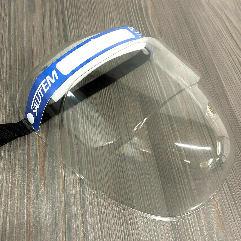 40 Salutem Shields with headband sticker