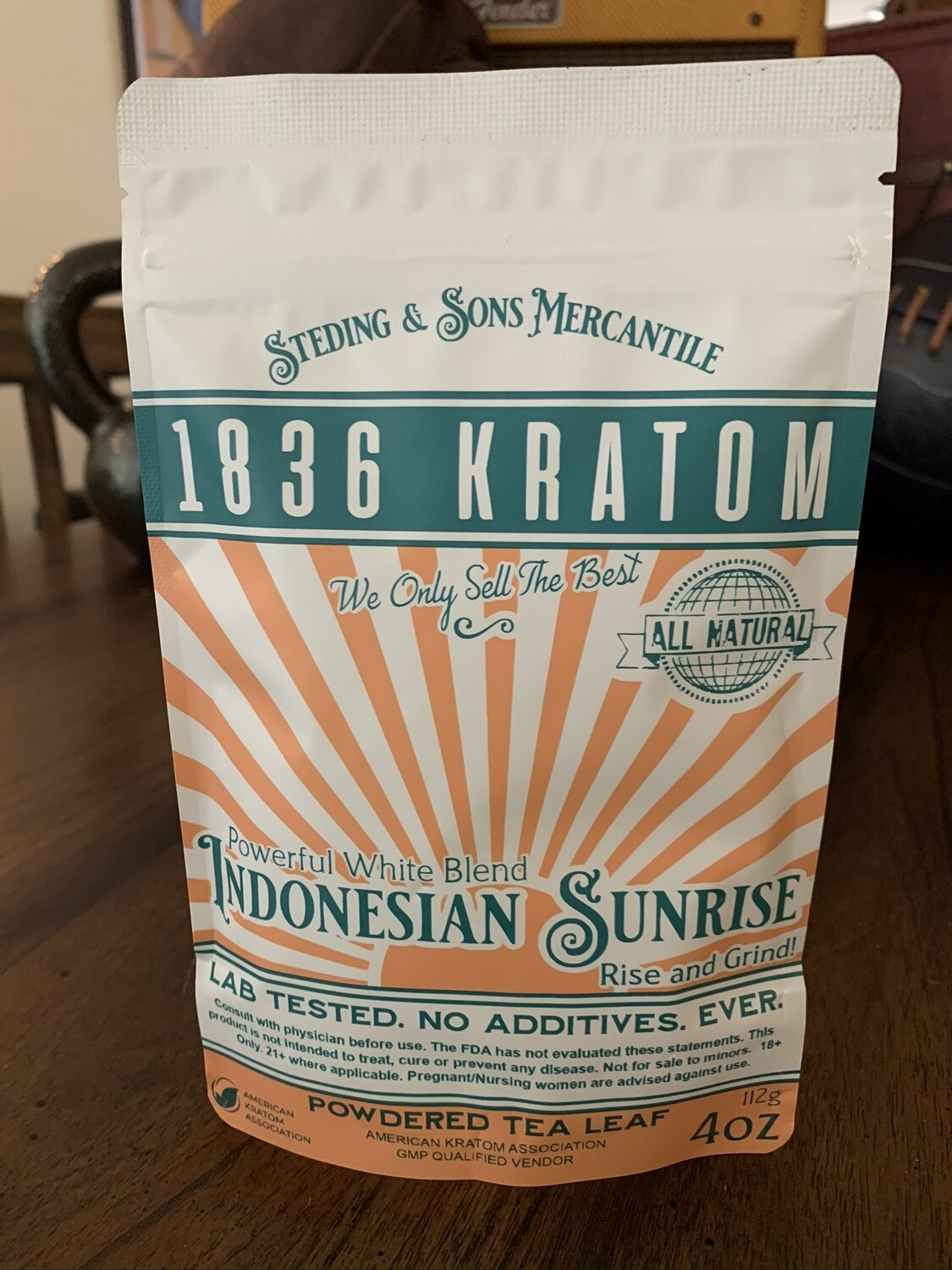Indonesian Sunrise - Powdered Leaf - 5 Sizes!