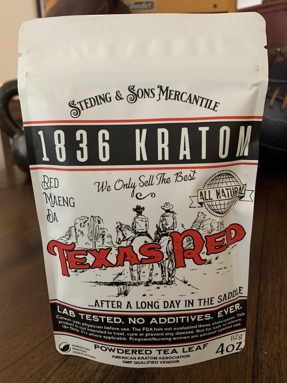 Texas Red - Powdered Leaf - 5 Sizes!