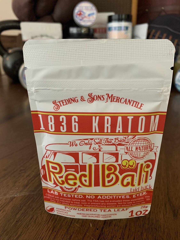 99 Red Bali - Powdered Leaf - 5 Sizes!