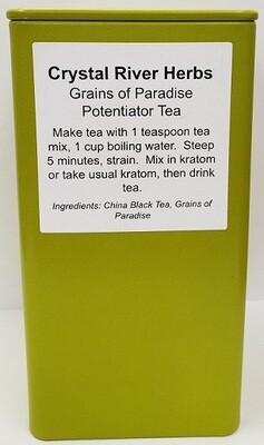 Black Tea Grains of Paradise Potentiator