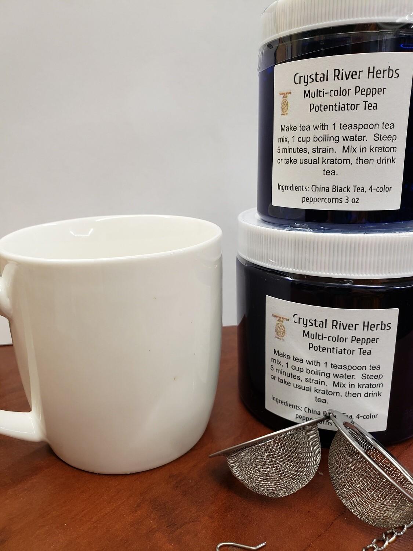 Pepper Tea Potentiator