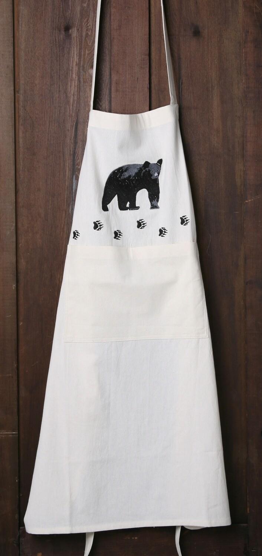 Apron, bear