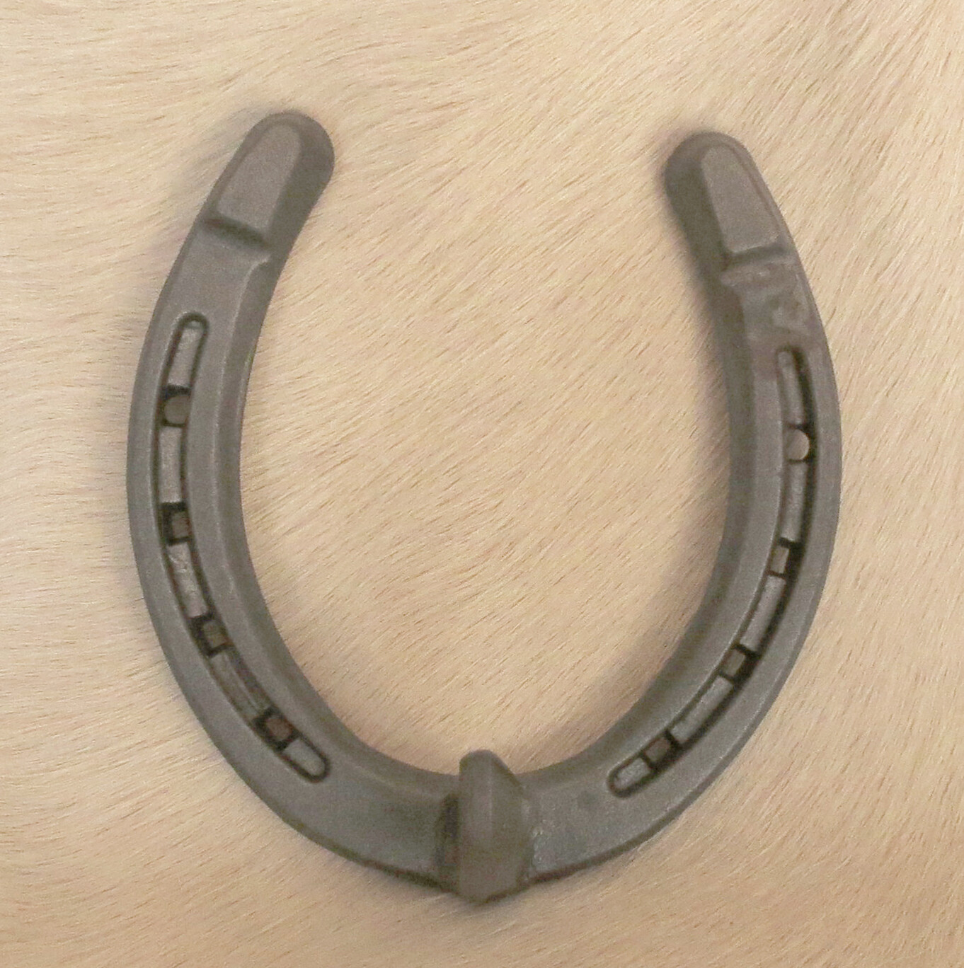Horseshoe key hloder
