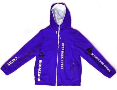 Crisis Jacket (blue)