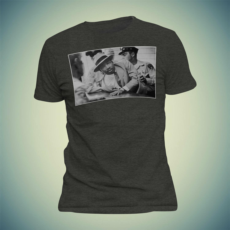 MLK Photo Print T-Shirt