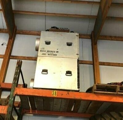 Aero Clean Air Filtration System