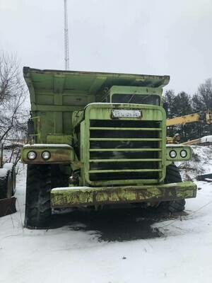 Euclid R35 Off-Road Truck