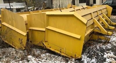 16 Foot Snow Pushers- 3 Units